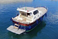Boat tour in Capri