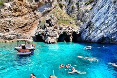 Capri Fun & Swim with Blue Grotto (Half day) - Small Group from Sorrent
