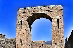 Guided Tour of Pompeii with Lunch and Skip the Line Tickets included