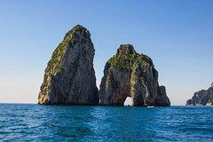 Capri & Nerano Bay Private Yacht Tour