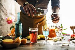 Small-Group Italian Cocktails Tasting Class and History
