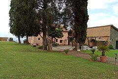 Frascati area winery tour and tasting in a beautiful, historic Estate.