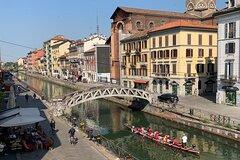 Historical Guided Walking Tour of the Navigli of Milan