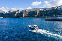 A touch of Sorrento Coast - 2h Boat Tour Small Group