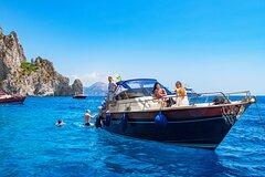 Private Tour of Capri and Positano from Sorrento - Apreamare 75