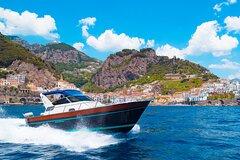 Amalfi Coast Private Boat Tour from Sorrento - Apreamare 75