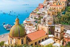 Amalfi Coast Minivan Tour Max 8 people