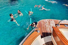Private boat tour from Sorrento to Capri - Acquamarina 848 Coupé