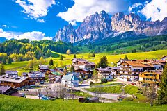 Dolomite Mountains and Cortina Semi Private Day Trip from Venice