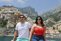 Private Positano Boat Tour From Sorrento