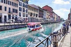 Milan: Navigli Canal cruise
