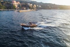 From Sorrento: Half Day Private Capri Boat Tour