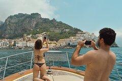 Private Amalfi Coast Boat Tour From Sorrento