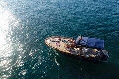 Private Capri Boat Tour From Sorrento