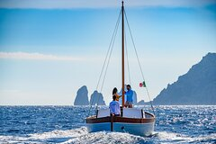 One Day Private Boat Tour to Capri from Sorrento