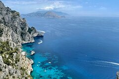 Capri small group cruise with walking tour