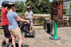 Private exclusive Milan Segway Tour - 4 hours with hotel pickup