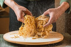 Pasta and Tiramisu Making Class at the Trevi Fountain