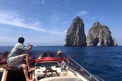 Capri Boat Tour | Full Day