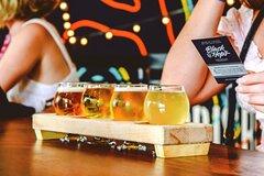 Twilight Brewery Tour Cruise in Brisbane