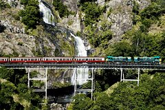 Kuranda, Scenic Rail and Skyrail rainforest cableway | day trip from Cairns
