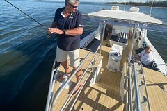 Private Calm Water Fishing on Gold Coast's Broadwater