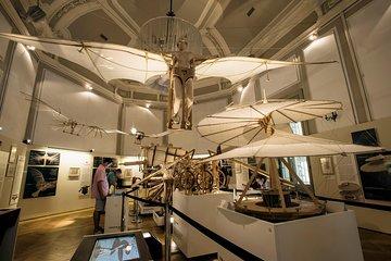 Leonardo3 The World of Leonardo: Tickets for the Interactive Exhibition