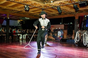 Wild West Ranch Dinner and Entertainment in Lanzarote