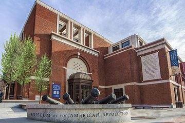 Skip the Line: Museum of the American Revolution Admission Ticket