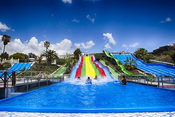 Aquapark Costa Teguise Entrance Ticket