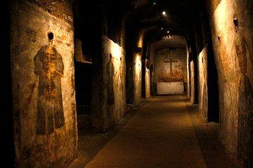 San Gaudioso Catacombs Skip-The-Line Ticket