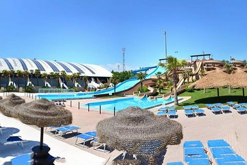 Entry Ticket to Aquafollie Water Park in Caorle