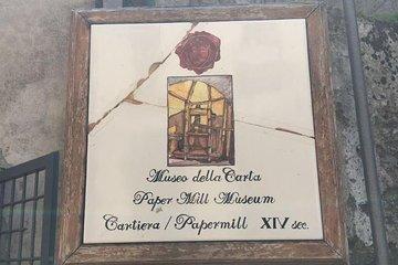 Museo della Carta, Amalfi Entrace