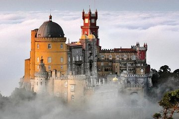 Sintra and Cascais Private Tour with Pena Palace Ticket