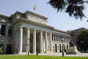 Prado Museum Fast Line Ticket and Madrid City Guided Walking Tour