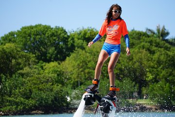 Learn how to Flyboard with a Pro in Miami