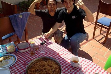 Authentic Paella Workshop in Barcelona