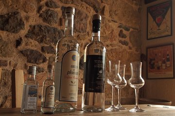 Private Greek Spirits Tasting