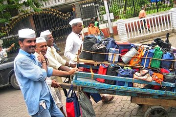 See the Real Mumbai :Half-day Small-Group Tour