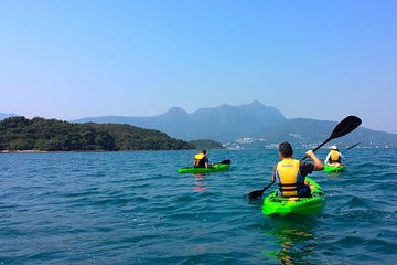 Hong Kong Geopark Kayaking Adventure