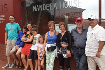 Soweto Township Experience Tour from Johannesburg