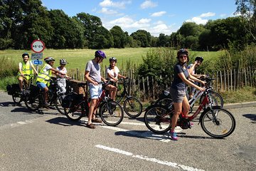 Self-guided electric bike tour of Kent