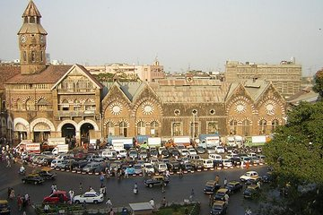 Mumbai Market Walking Tour