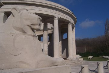 Private Full-Day Canadian Vimy and Somme Battlefield Tour from Brussels