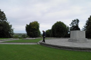 Private Vimy and Belgium Canadian Battlefield Tour from Brussels