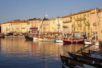 Full-Day Private Tour to St-Tropez and Port Grimaud from Nice