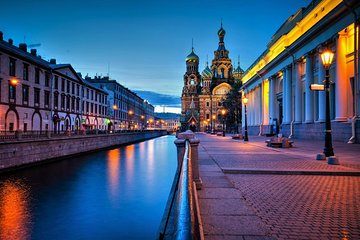 River Boat Tour in St. Petersburg with Private Guide - Drawbridge and Jazz Boats