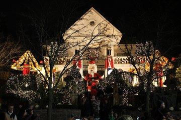 Dyker Heights Brooklyn Christmas Lights Tour