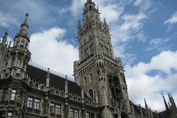 Munich Highlights 3-Hour Private Walking Tour