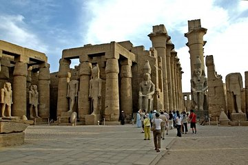Private Luxor Day Tour from Cairo